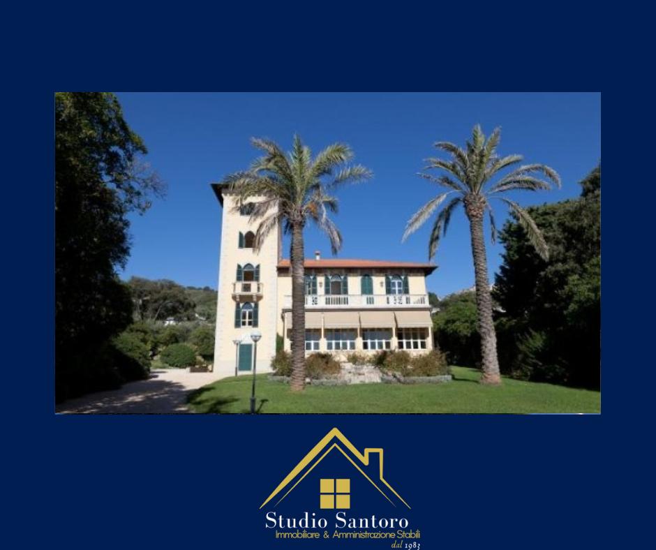 studio santoro immobiliare - consulenti - villa a castello