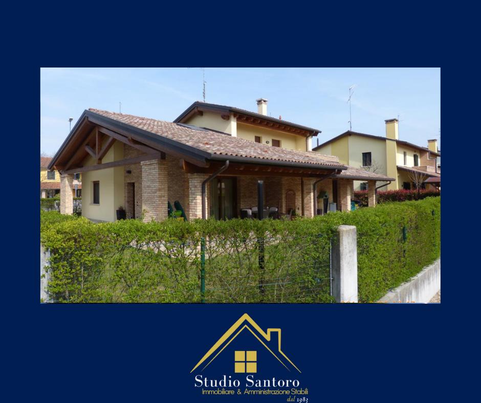 studio santoro immobiliare - consulenti - villa con giardino verde . torino