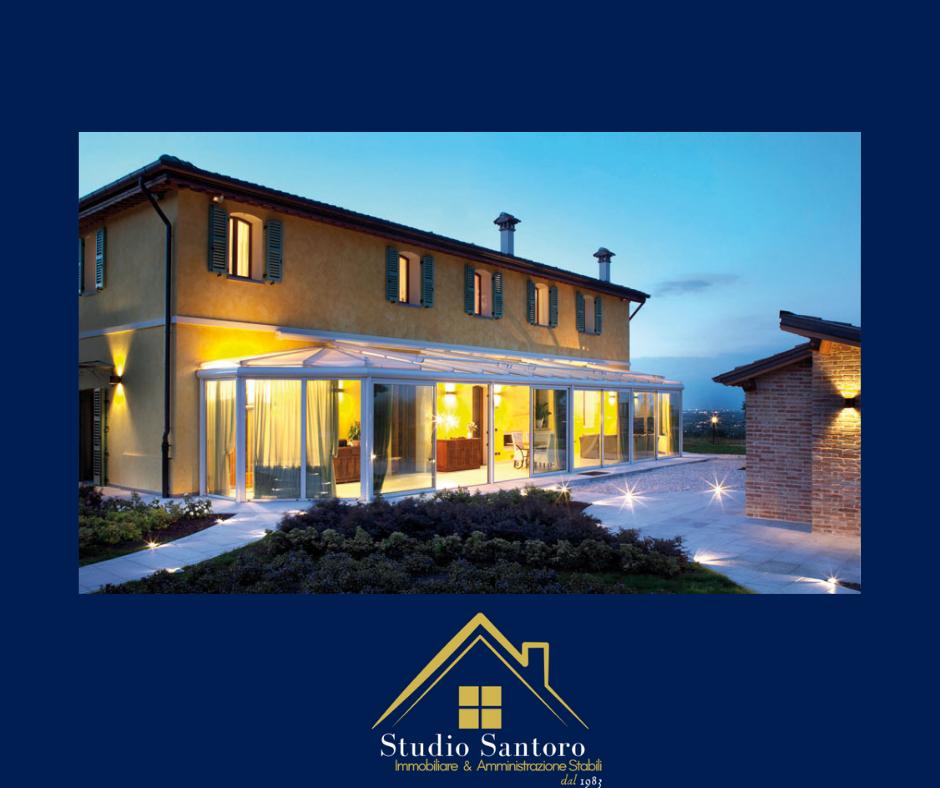 studio santoro immobiliare - consulenti - villa gialla